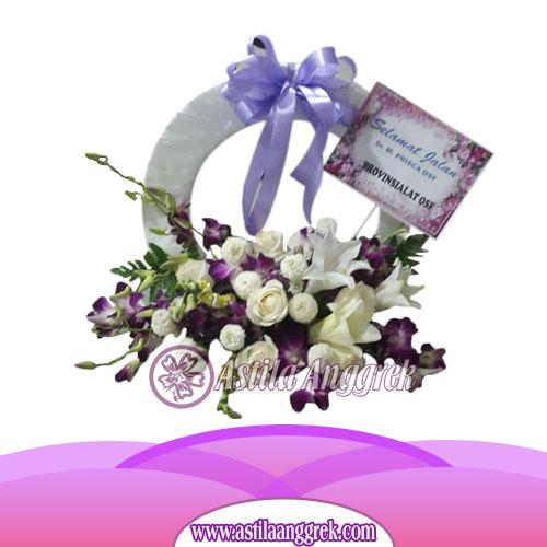 Bunga Anggrek Bulan AS AGR-024