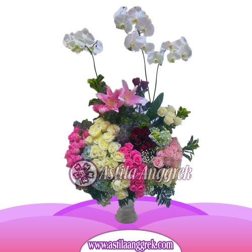 Bunga Anggrek Bulan AS AGR-026